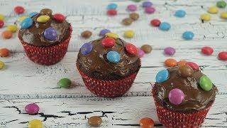 Bonibonlu Muffin Tarifi (Muffins mit Smarties)