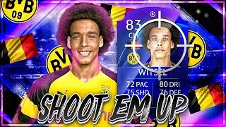 FIFA 19: Shoot Em Up Discard Battle CL AXEL WITSEL vs IAMTABAK Video
