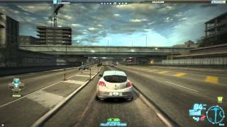 Need For Speed World Renault Sport Megane RS IGC (5 February Update)