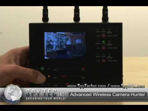 Wireless Hidden Camera Finder Review