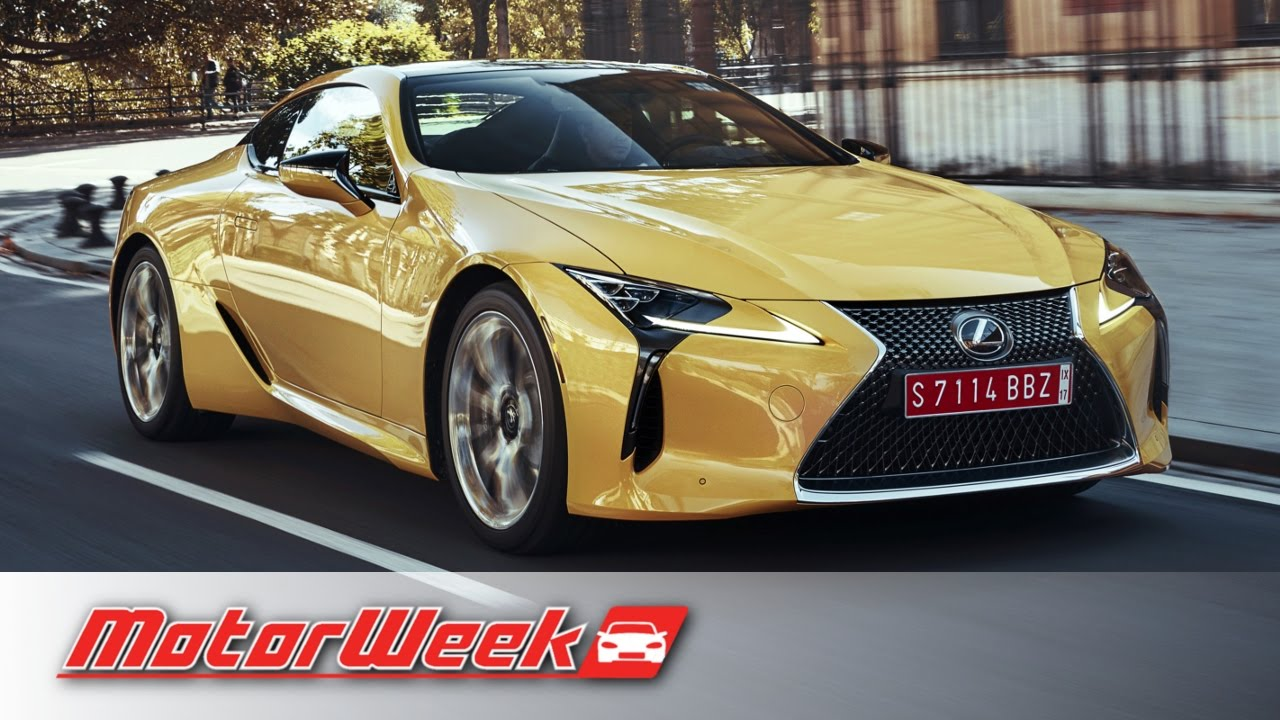 Lexus Lc500 Luxury Coupe Photos And Info News Car And