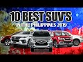 10 BEST 7-SEATER SUV's IN THE PHILIPPINES