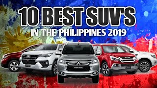 10 BEST 7-SEATER SUVs IN THE PHILIPPINES (2019)
