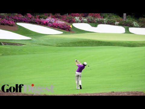 Masters Moments: Augusta National's Most Pivotal Holes