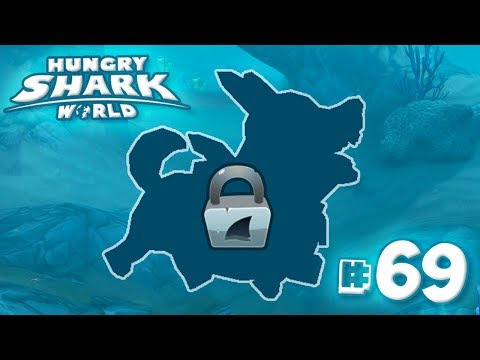 THERE'S A PUPPERS!?! - Hungry Shark World | Ep 69 HD