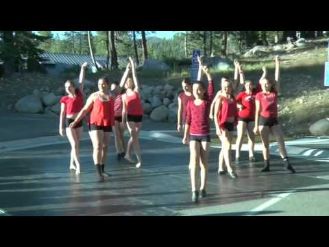 """We No Speak Americano"" Dance Choreography"