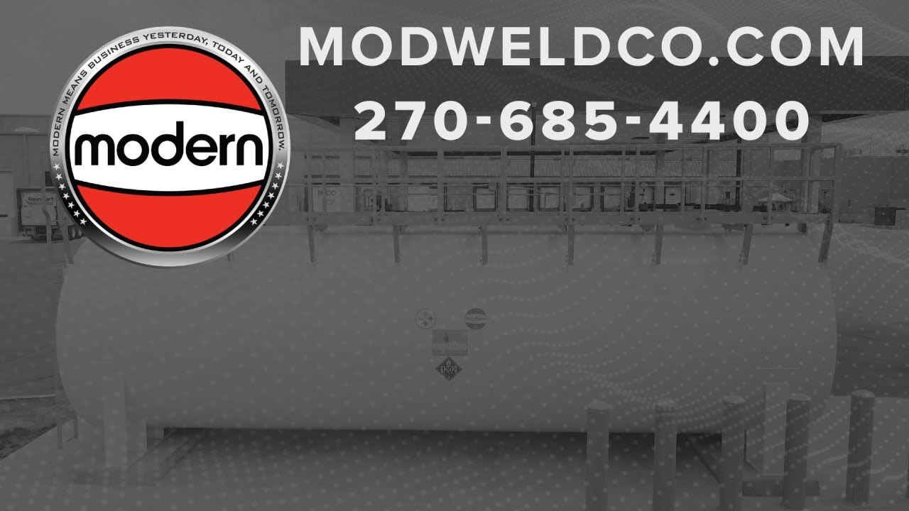 Steel Tank Manufacturer - Modern Welding - Steel Tank Manufacturer