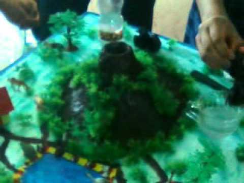 Como hacer una erupci n volcanica casera youtube - Como hacer una claraboya ...