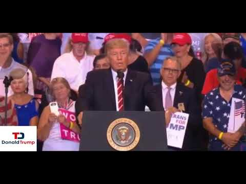 [ World News ] Breaking News , President Trump Speech Today 8/23/2017 , Rally in Phoenix, Arizona ,