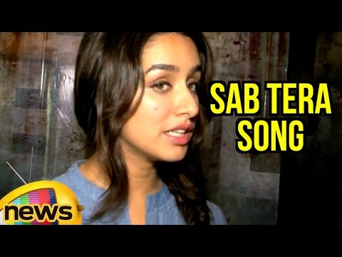 Shraddha Kapoor Sings 'Sab Tera Song' From Baaghi | Feels Grateful | Mango News