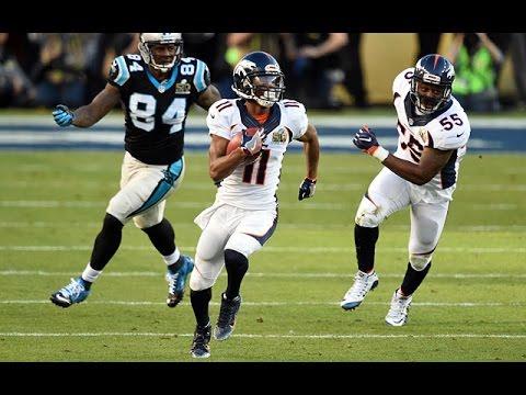 Jordan Norwood Super Bowl record 61 yd punt return HD