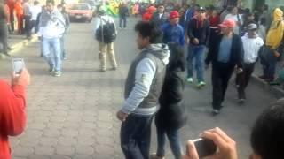 Carnaval tenancingo tlaxcala 2015 seccion 5ta los mas culerotes