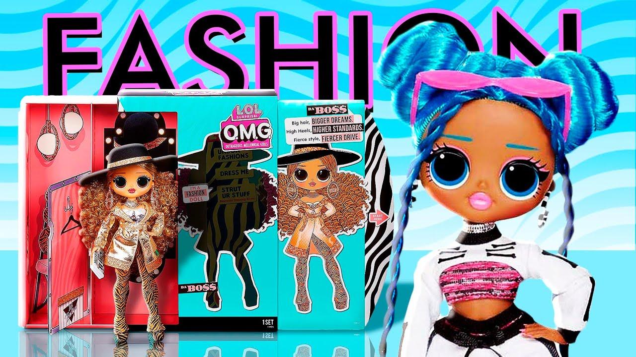 🔥¡Mi primer desfile de moda con L.O.L. Surprise O.M.G. Fashion Dolls! Los Juguetes de Luna