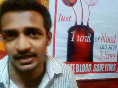 DONATE BLOOD, SAVE LIVES: AN APPEAL