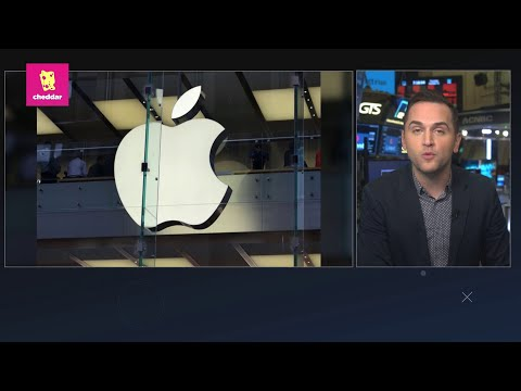 Cheddar: Apple streaming news; Kaepernick files for trademark; processed cheese sales are down Mp3