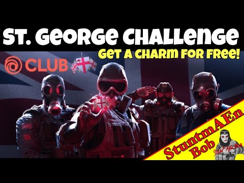 ST. GEORGE Ubisoft Club Challenge! NEW! Unlock the Royal Protector charm for free! PRESENTATION