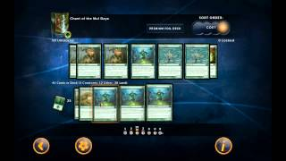 Chant Of The Mul Daya Deck Guide - Magic 2014 Duels Of The Planeswalkers