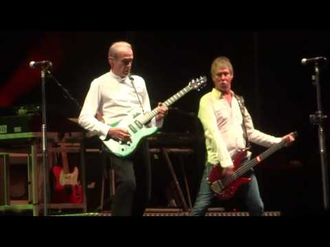 "Status Quo @ Plaza De Toros - Alicante - ""Hold You Back"" - 21/08/16"