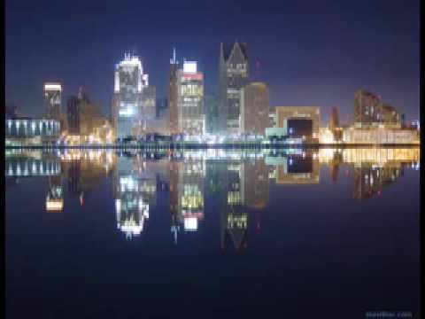 Terrence Dixon - Detroit City Lights
