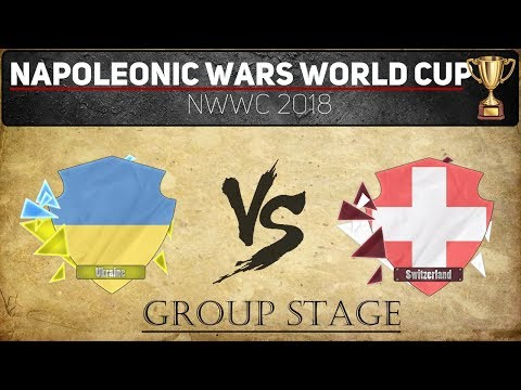 NWWC 2018 | Group Stage | Ukraine/Macedonia vs Switzerland/Austria