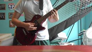 Electric Wizard - Satanic Rites of Drugula (Guitar Cover)