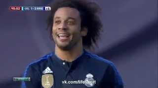 Сельта 1 3 Реал Мадрид   Испанская Примера 2015 16   09 й тур   Обзор матча