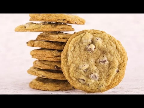 (Fat And Chewy) Chocolate Chip Cookies