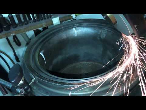 Выхлопной клапан ГД-оверхол/ME Exhaust valve overhaul/ВИДЕОДНЕВНИК VLOG№22