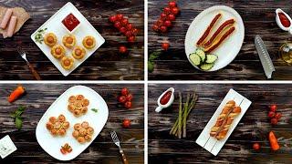 Сосиски в тесте: 4 варианта - Рецепты от Со Вкусом