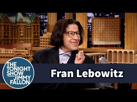 Download Youtube: Jimmy Stole Fran Lebowitz's Apartment