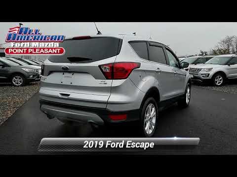 Used 2019 Ford Escape SE, Point Pleasant, NJ U12493