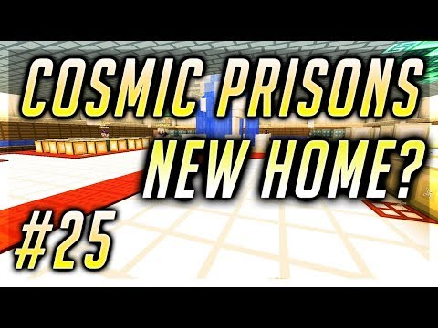 NEW CELL & SATCHEL (Cosmic Prisons #25) [Valron Planet]