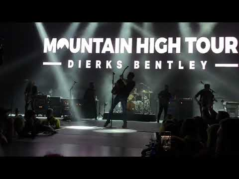 Dierks Bentley - Mountain High Tour Live (Choctaw Grand Theater And Casino) Durant Oklahoma 12-1-18