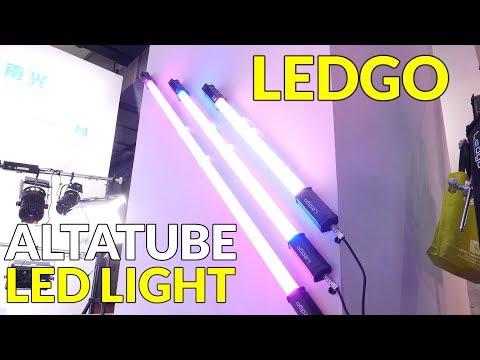 Ledgo AltaTube Powerful LED Tube Lights