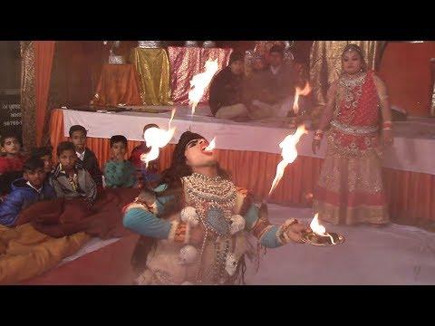 शिव ने किया झांकी में कमाल || सब देखते रेह गऐ || Shiv Jhaki At Jagran 2018