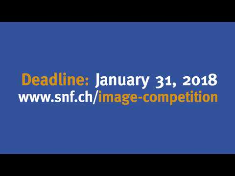 SNSF Scientific Image Competition 2018