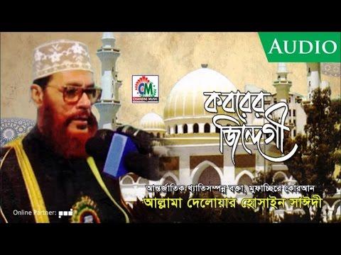 Allama Delowar Hossaien Saidy - Koborer Jindegi | Audio Album | Waz Mahfil