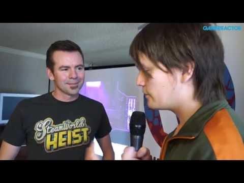 SteamWorld Heist - Brjann Sigurgeirsson Interview |