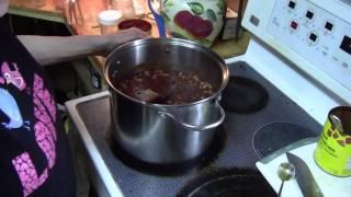 Tomatoe Tuscan Soup Chef Graham Davis