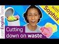 Cutting down on waste