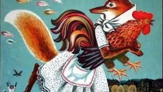 24  Как петушок лису перехитрил