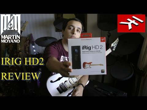 IK Multimedia iRig HD2 - Review en Español