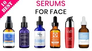 10 Best Serums for Face 2019 | To Use for Face, Skin, and Under Eye
