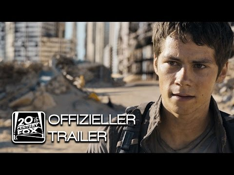 Maze Runner - Die Auserwählten in der Brandwüste | Trailer 2 | Deutsch HD Scorch Trials