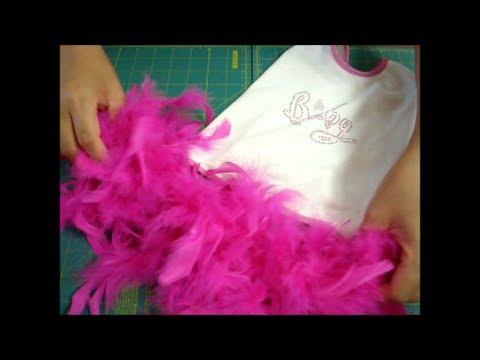 how to make a dog dress