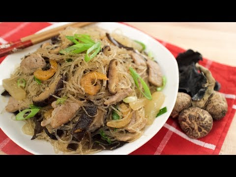 Glass Noodle Stir-Fry Recipe Hainanese Style ผัดวุ้นเส้นไหหลำ – Hot Thai Kitchen!