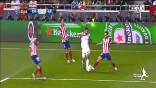 Final liga champion 2014 Real Madrid vs Atletico Madrid 4 - 1