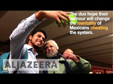 Using Comedy To Combat Corruption in Mexico