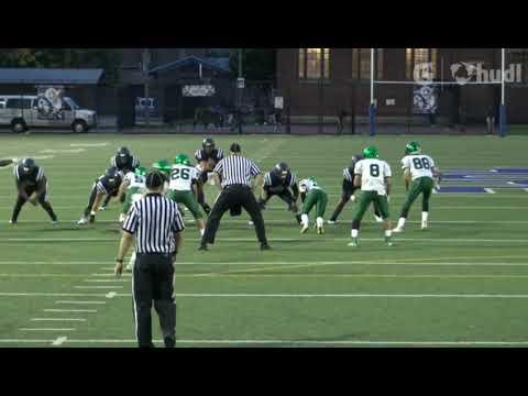 Trevor Land - 2020 QB Chicago Hope Academy Junior Season Highlights 2018