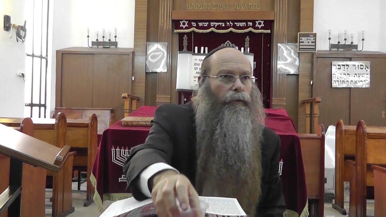 הרב דוד דודקביץ' - פרשת שמות